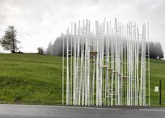 The Bus Stop Project Sou Fujimoto