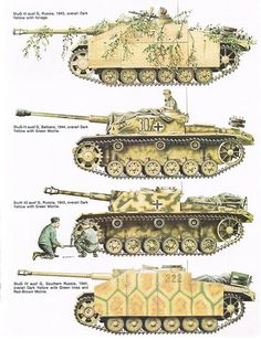StuG III tank destroyer