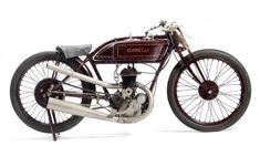 Moto Garelli 348cc, 1926