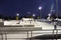 Lake Cunningham Regional Skatepark, San José (CA)