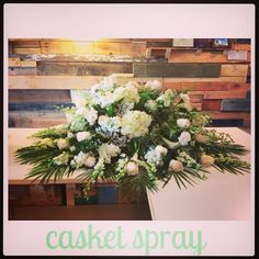 We love that our clients trust us to take care of their loved ones floral tribut