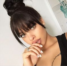 Luv the bangs ♡ http://fancytemplestore.com