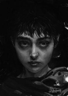 Casca (The Branded Girl) by David Muller (Fanart) : Berserk Manga Anime, Manga Art, High Fantasy, Fantasy Art, Fanart, Cool Sketches, Dark Souls, Dark Art, Character Concept