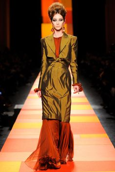 Jean Paul Gaultier - Alta Costura -Primavera Verano 2013