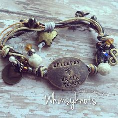 Chic Medical Bracelet-Personalized, Hand-Stamped Jewelry on Etsy, $26.00