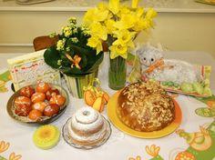 velikonoční kuchyň