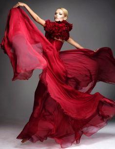 Merde! - thecysight: Natasha Poly by Greg Kadel for Vogue...