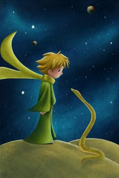 Inspiring quotes from the Little Prince story -- filled with gems of wisdom. Let's find some inspiration and exploration of our world with the Little Prince The Little Prince Story, Little Prince Quotes, Illustrations, Illustration Art, Prince Stories, Famous Book Quotes, Look At The Stars, Amazing Drawings, Princesas Disney