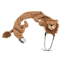 Pedia Pals Stethoscope Cover - Lion #PediaPals