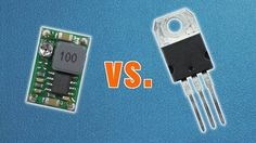 Here is the showdown: buck converter vs linear voltage regulator. What we learn: When & why you should use buck converter & when to go for linear voltage regulator. The advantages & drawbacks of both buck converters & linear voltage regulators. Humidifier Filters, Electronics Basics, Electronics Projects, Power Supply Design, Hinge And Bracket, Power Supply Circuit, Dc Dc Converter, Linear