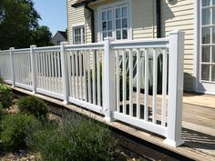 Visit the Fensys website to view our uPVC Fencing Gallery. Vinyl Fence Panels, Garden Fence Panels, Garden Edging, Plastic Garden Fencing, Decking Suppliers, Caravan Holiday, Cottage Garden Plants, Outdoor Garden Decor, Balcony Railing