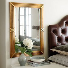 "Regal Mirror - 26 W by 36 H (3"" frame) $199"