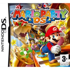 Nintendo DS Mario Party This is the item for NINTENDO DS, need others, visit amazon to make purchase, link is added