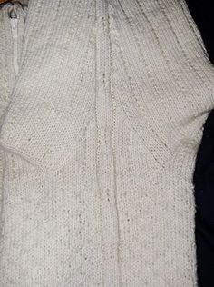 Seanair Cardigan: Knitty Deep Fall 2012