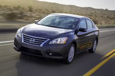 Sleek, stylish and sophisticated, the redesigned 2013 Nissan Sentra offers a new modern design, high quality interior, clever technology and 40 MPG highway.