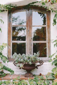 san juan capistrano wedding, succulents, ivy, mission wedding inspiration