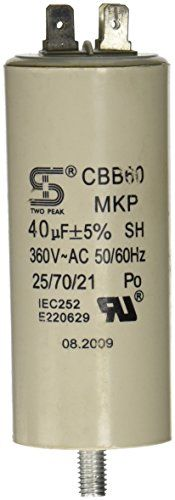 Hitachi 881515 Replacement Part For Power Tool Capacitor With 4 Pins Power Tools Power Shop Organization