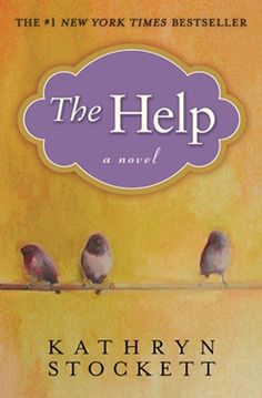 The Help - I don't like seeing movies before books, but sometimes it gives me a great opportunity to read a good book