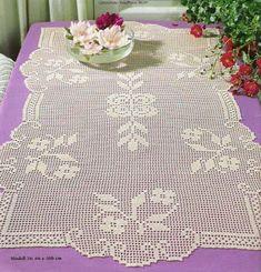 Kira scheme crochet: Scheme crochet no. 1201