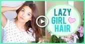 The lazy girl hair routine girl hair lazy routine braids with bangs bobby pins braids easy bobby pins braids for girls with bangs braids with bangs bobby pins boho half up half down brauthaar boho braut haar