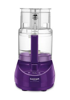 Bright Purple Food Processor! Umm....motheru0027s Day Is Coming ...
