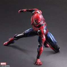 """175.00$  Watch now - http://alii35.worldwells.pw/go.php?t=32476859749 - """"1/6 scale Comics version figure doll Spiderman.12"""""""" action figure doll.Collectible Figure model toy gift"""""""