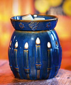 #Scentsy Warmer - Menorah  Holiday Collection 2013