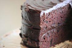 5 coberturas fáciles para tortas de chocolate