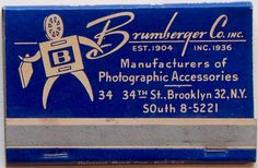 Brumberger Co. matches