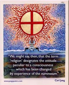 Carl Jung Depth Psychology: [Carl Jung on Religion]