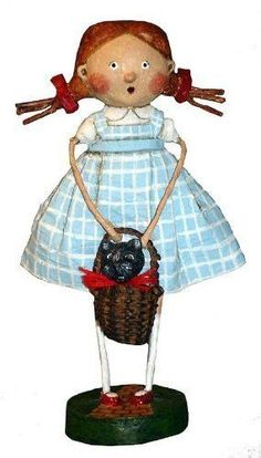 Dorothy Off to See the Wizard of Oz by Lori Mitchell
