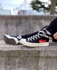 "21230c637e5000 forsole 👟 on Instagram  ""Monday mood  streetstyle  sneakers   streetphotography  streetwear  style  converse  cdg  burgos"""
