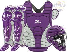 Mizuno Samurai™ Womens Fastpitch Catchers Set Softball Equipment d7b41a87918f