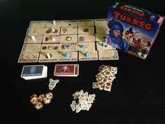 juegos para dos jugadores - Tuareg