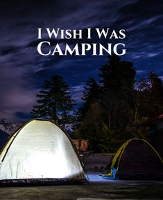 Nothing like sleeping under the stars | #camping #nature