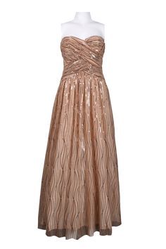 Mother of the bride dress for black tie wedding. Add a matching bolero or shawl and it is perfect.