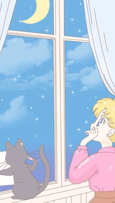 215 best sailor moon {wallpaper} images in 2019 Sailor Moon Crystal, Sailor Moon Fond, Arte Sailor Moon, Sailor Moon Usagi, Sailor Venus, Sailor Mars, Sailor Moon Background, Sailor Moon Wallpaper, Art Background