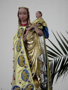 Piękna Madonna, Kruźlowa Wyżna - kościół Przemienienia Pańskiego