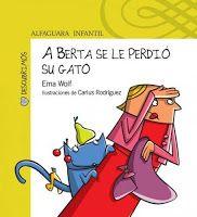 Educación Primaria: Gatos en los libros de Ema Wolf