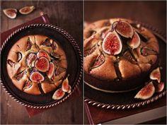 Honeyed Fig Cake