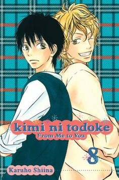 Kimi ni Todoke (From Me to You) Graphic Novel 8 (176 pgs)