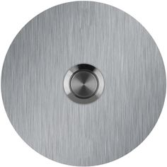 NEW Classy Polished Stainless Steel UNIVERSAL replacement DOORBELL switch