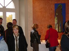 Ivanka Sarincic, Exhibition, Elisenturm, Wuppertal, Germany