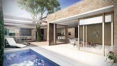 naE | Architecture | Casa Cedro | 2015 | Pool