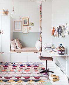 Ikea Kids, Room Wall Decor, Bedroom Decor, Bedroom Ideas, Nursery Decor, Bedroom Designs, Ikea Wardrobe Hack, Bedroom Wardrobe, Kids Wardrobe