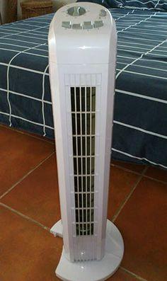 Combate el calor con este VENTILADOR programable de pie... GRATIS. ¿A qué esperas? --> www.peopleinthe.net/