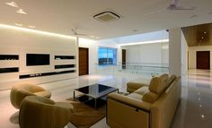 Living Room Designs - HP Lakhani & Associates