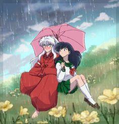 Inuyasha Comics by righteousred on DeviantArt Amor Inuyasha, Inuyasha Anime, Manga Anime, Kagome And Inuyasha, Miroku, Kagome Higurashi, Demon Dog, Sengoku Period, Manga Love