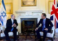 בריטניה וישראל יערכו תרגילים משותפים בסייבר נתניהו וקמרון דנו בלונדון בתחילת החודש על שיתוף הפעולה בין המדינות בתחום הסייבר