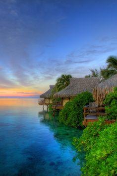 My Tahiti getaway...